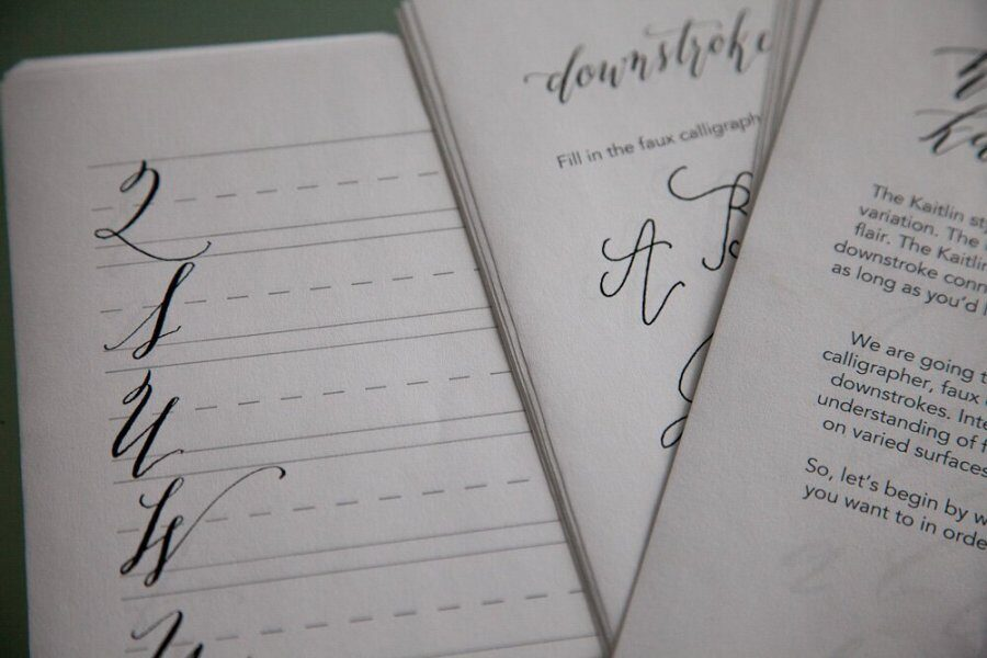 Calligraphy-practice-sheets