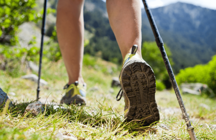 Nordic walking benefits